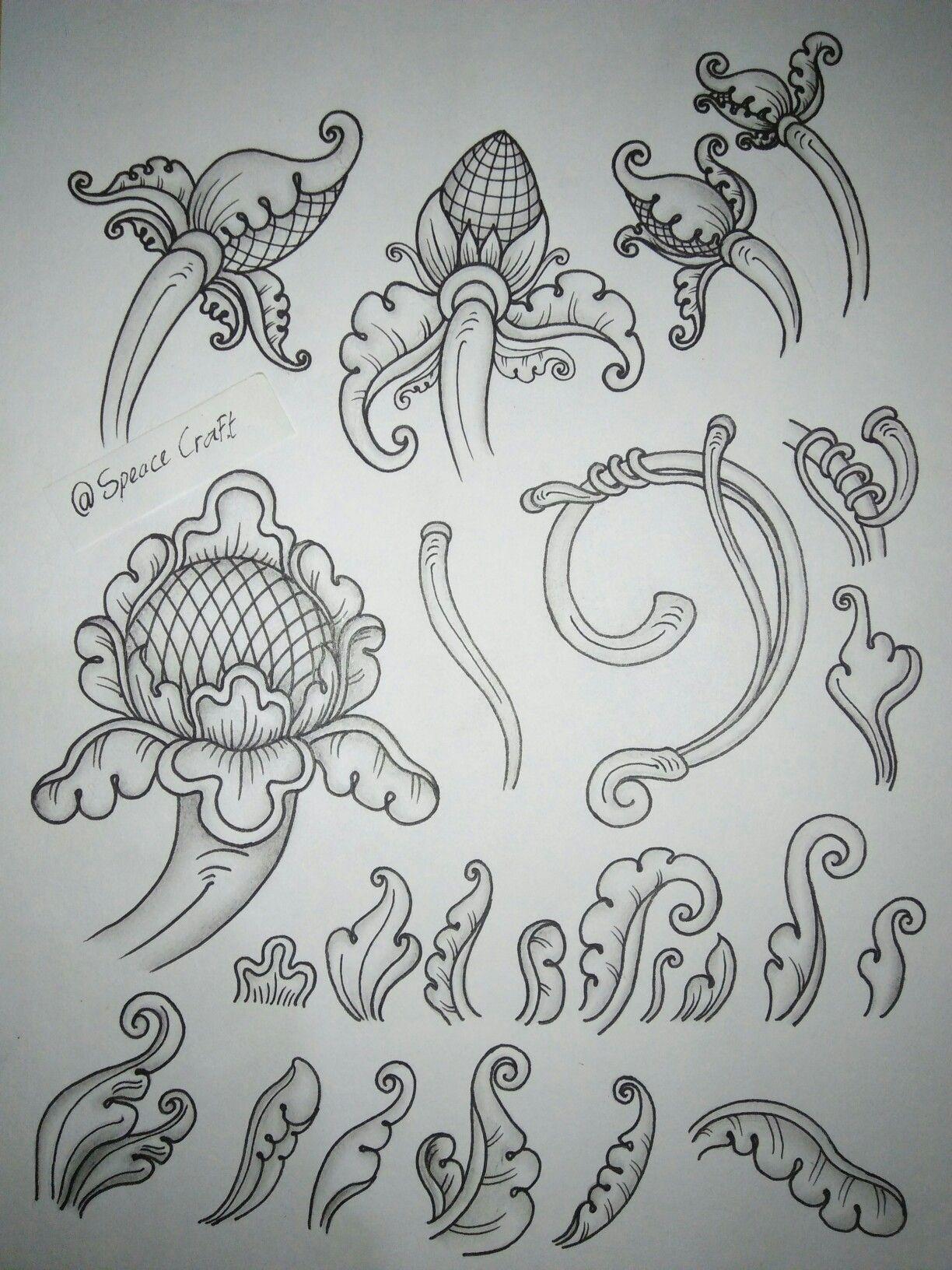 Contoh Gambar Ornamen : contoh, gambar, ornamen, Ornamen, Yogyakarta, Hiasan, Ornamen,