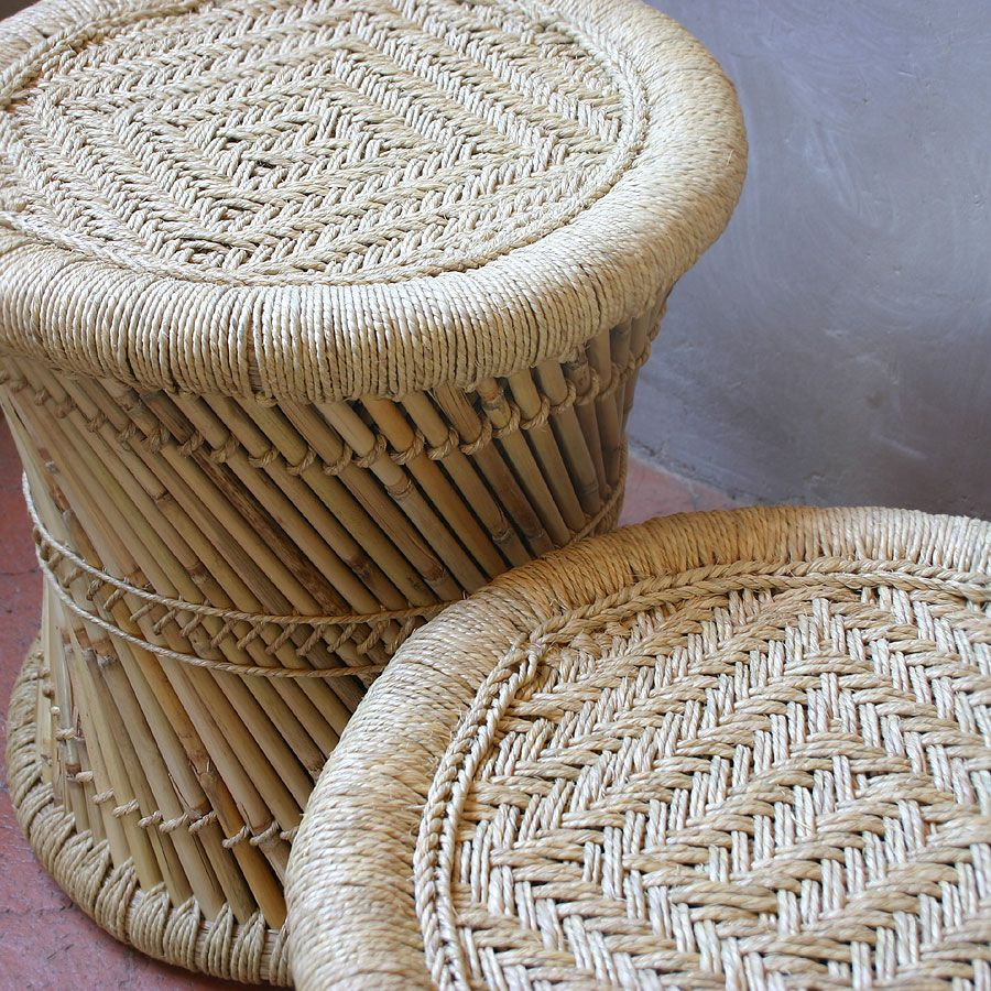 Exceptional Woven Indian Mooda Stool   All Furniture U0026 Lighting   Best Sellers    Eco Friendly Design Ideas