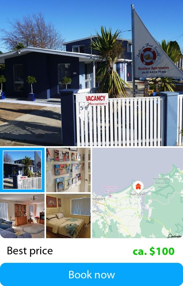 Sails on Port Sorell (Port Sorell, Australia) – Book this hotel at the cheapest price on sefibo.