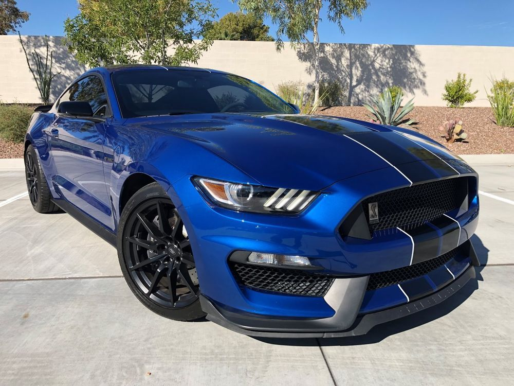 Ebay 2017 Ford Mustang Shelby Gt 350 2017 Shelby Gt350 1 500