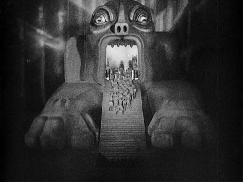 Metropolis Moloch scene rescore - YouTube