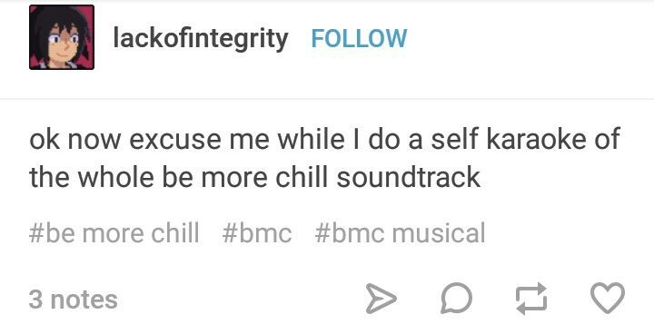 Be More Chill Tumblr Post Be More Chill Musical Be More Chill