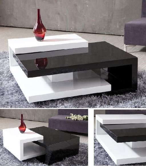 Tisch Modern Design Modern Coffee Tables In Toronto, Ottawa, Mississauga