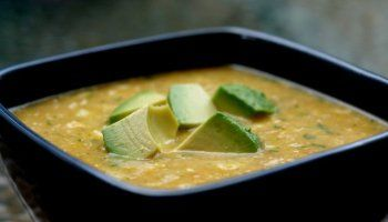 Quinoa And Cheese Soup Locro O Sopa De Quinua Con Queso Cheese Soup Recipes Soup Recipes Soup And Salad