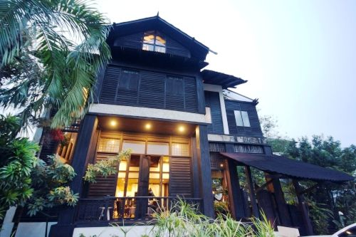 Modern Kampung House Malaysia Premier Property And Real Estate
