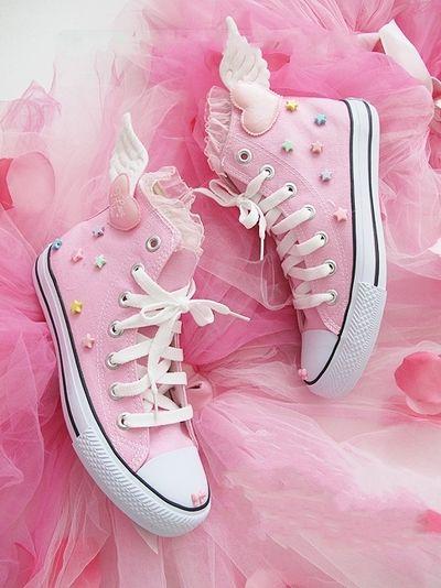 store.converse $29 on | Kawaii shoes, Cute asian fashion