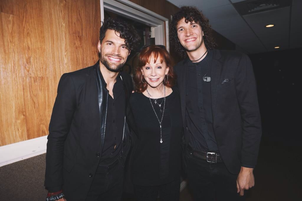 Reba at the Ryman with For King and Country