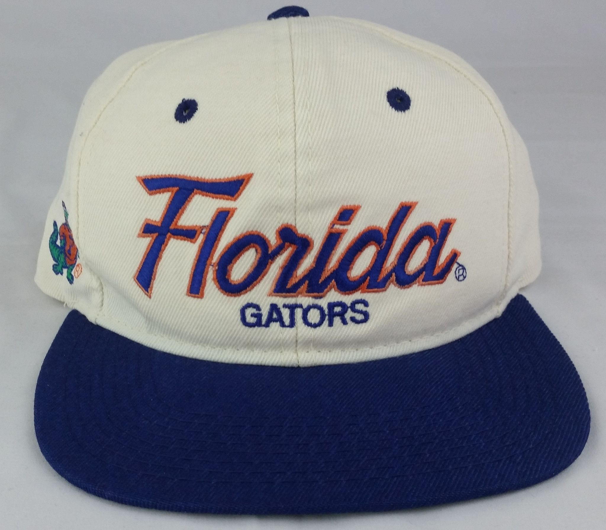 new style 5fe86 68ace ... coupon code for germany florida gators vintage snapback sports  specialties script hat wool rare cap ncaa