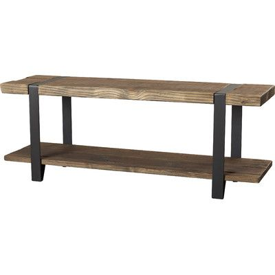 Loon Peak Reg Fallon Wood Entryway Bench Furniture Home Decor Modern Furniture Living Room