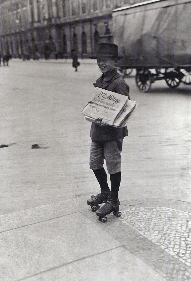 Interwar Period Fashion Male
