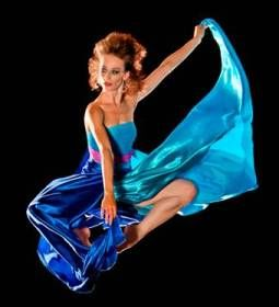 Contemporary Ballet Dallas performs at Lakewood Theatre despite the hail damage this week.
