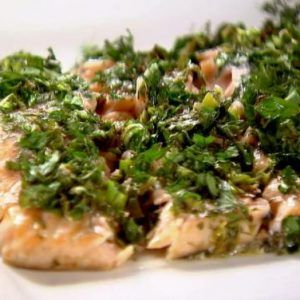 Photo of My Favorite Roasted Salmon from Barefoot Contessa