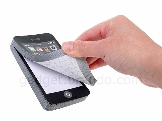 iMemo a iPhone notepad Usb gadgets, Iphone, Iphone