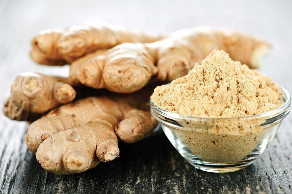 Details about 100% Pure Organic Indian Ground Dry Ginger Powder