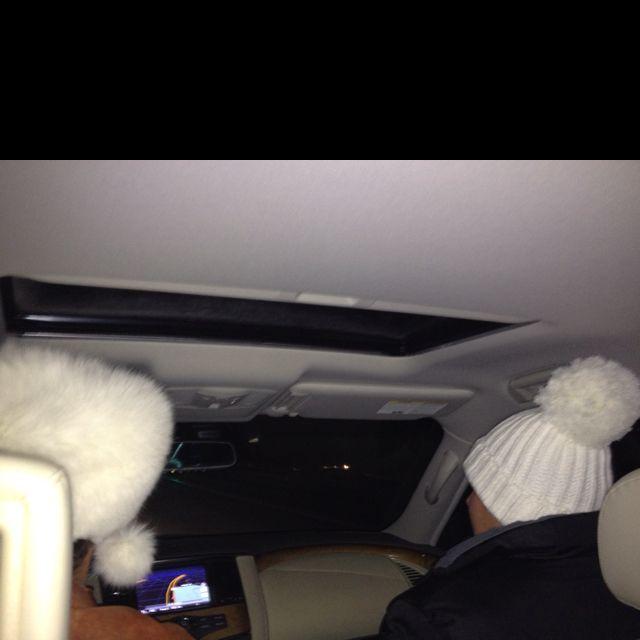 Rich & Janis' aspen style hats!!!!
