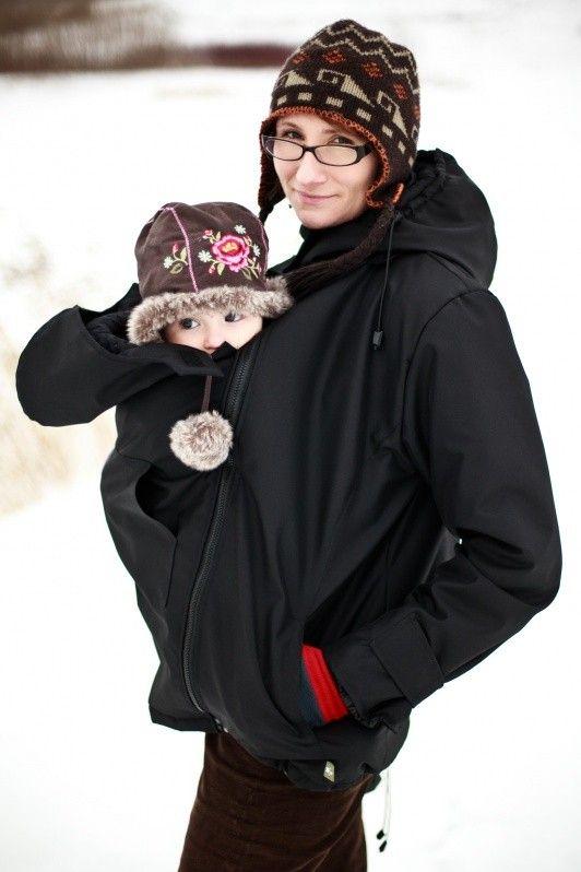 Lenny Lamb Babywearing Coat Cute But Out Of Stock