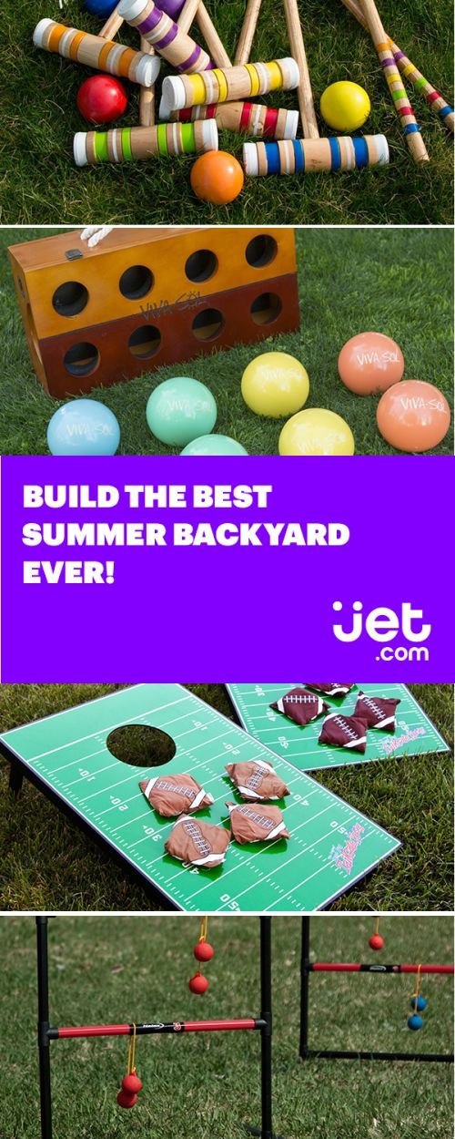 Fun Backyard Games For Your Summer Celebration Kenshoo Board