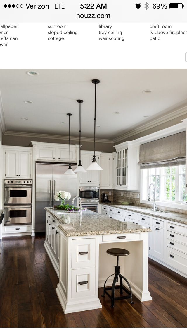 Bright, airy, nice place to cool | Happy kitchen, happy cook ...