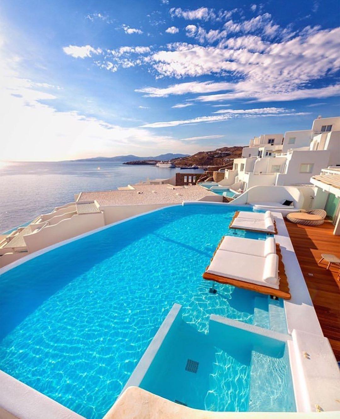 Cavo Tagoo Mykonos Hotel 5 Star Hotel Tourism World