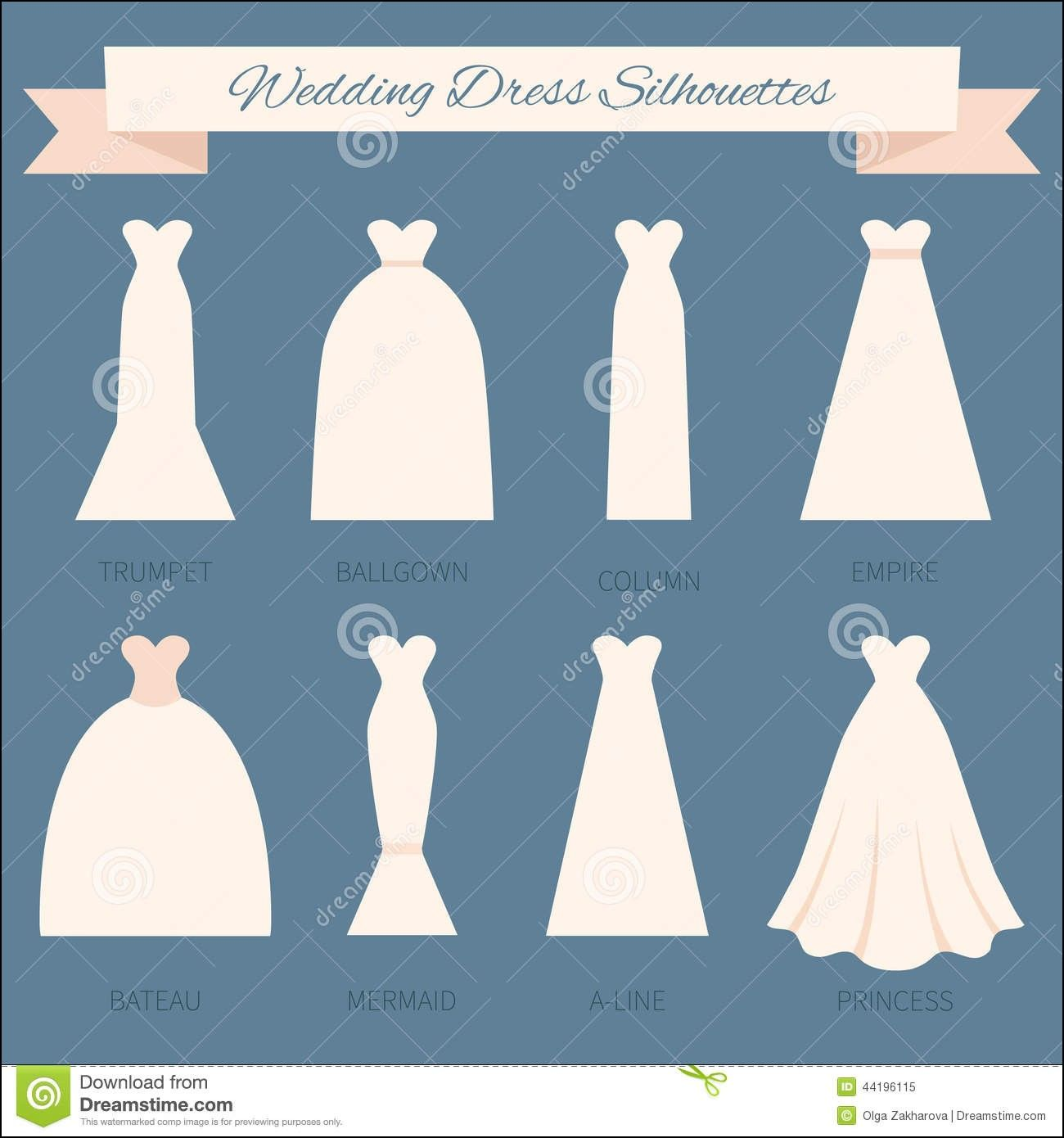 Types of wedding dresses styles wedding ideas pinterest