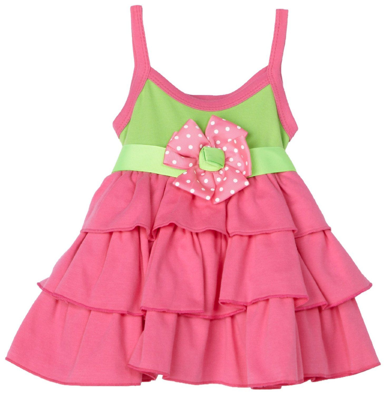Frugal Family Fair Cute Baby Girl Summer Dresses 2013