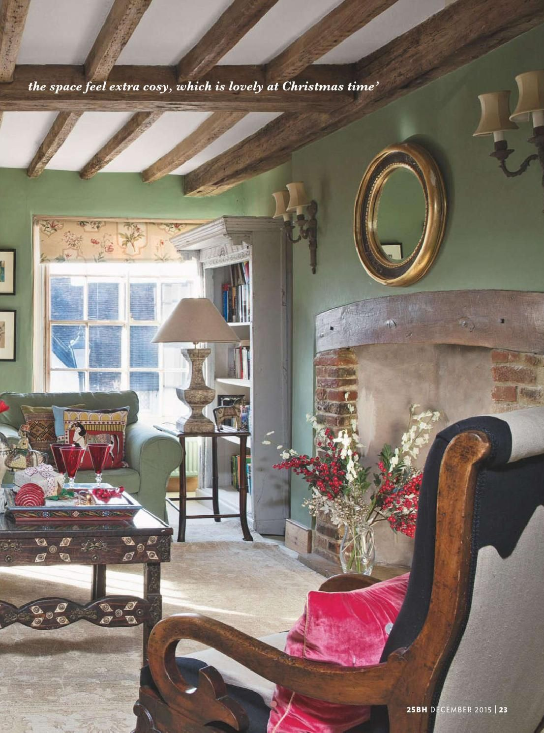ClippedOnIssuu from 25 beautiful homes december 2015