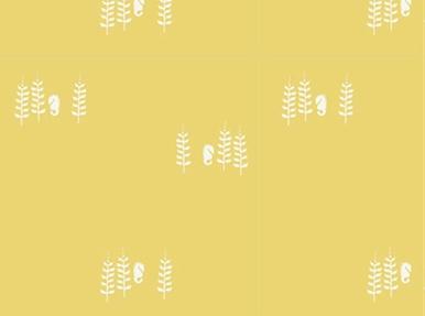 Birch Storyboek Seahorses Organic Cotton Sun