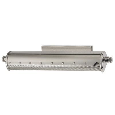 Hudson Valley Lighting Gaines 2 Light Wall Sconce Finish: Polished Nickel