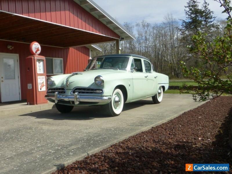 1954 Studebaker V8 Studebaker V8 Forsale Canada Studebaker