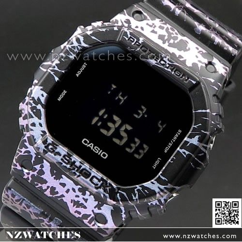 Casio G-Shock Polarized Marble Pattern Watch DW-5600PM-1DR 582170bfe