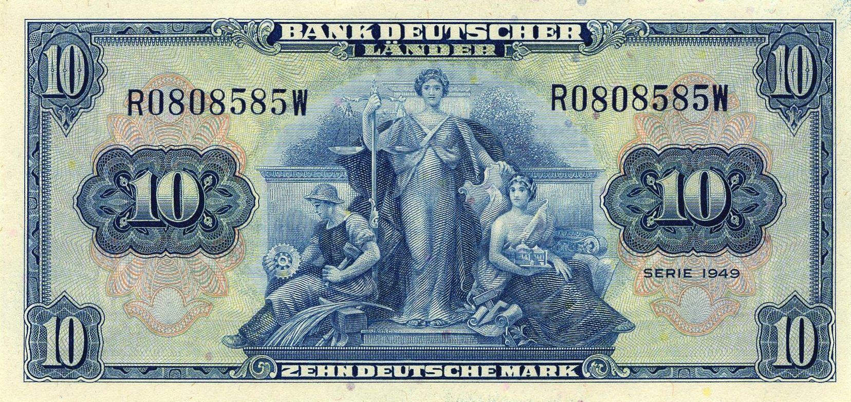 Deutsche Mark (mit Bildern) Deutsche mark, Deutsche, Marken