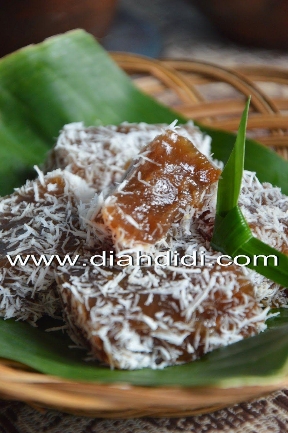 Kue Ongol Ongol Yang Jadul Yang Paling Enak Ternyata Memakai Tepung Garut Resep Masakan Indonesia Makanan Ringan Manis Makanan Dan Minuman