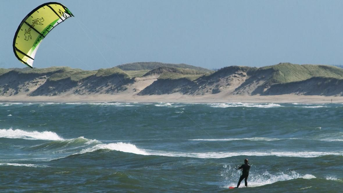 Thy National Park Kite Surfing National Parks Surfing