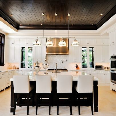 Tray Ceiling Modern Bathroom Design Pictures Remodel Decor And