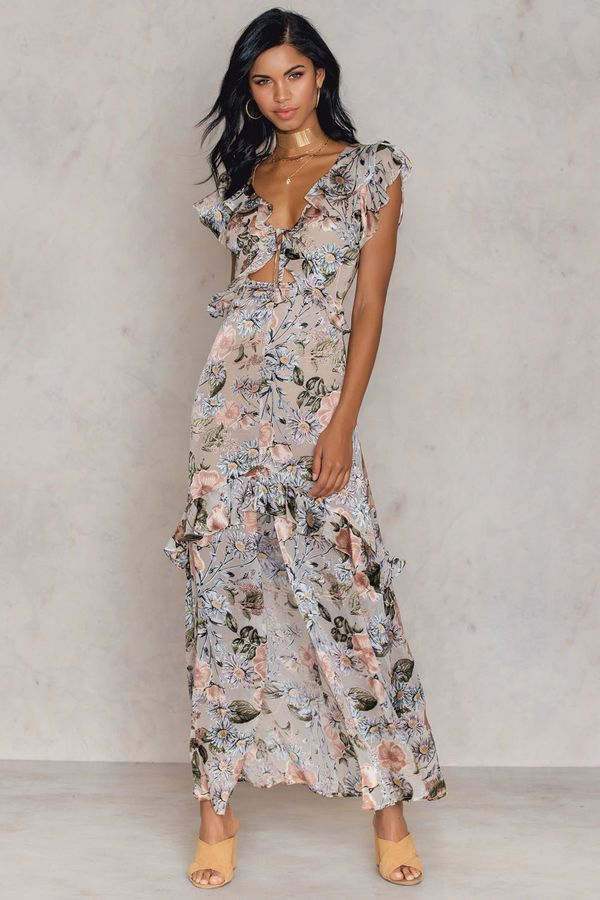 3f4bfc88c For Love & Lemons Luciana Maxi Dress | Products | Dresses, Fashion ...