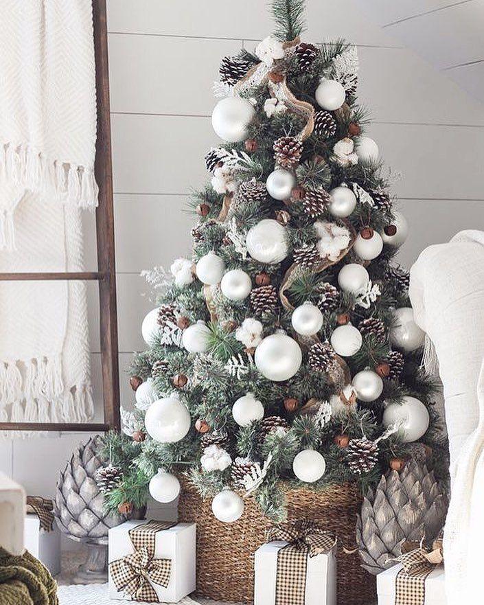 29+ Arbol de navidad blanco trends