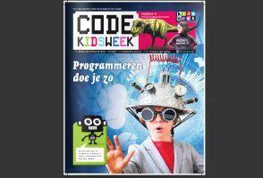 Speciale Code Kidsweek ter ere van Codeweek