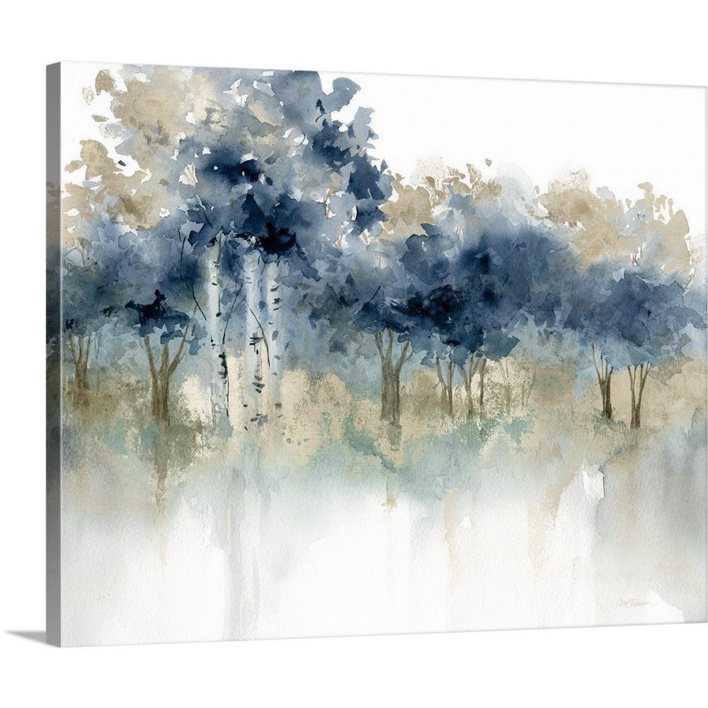 Greatbigcanvas Waters Edge I By Carol Robinson Canvas Wall Art