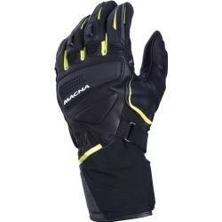 Photo of Macna Fugitive Gloves Black Yellow L Macna