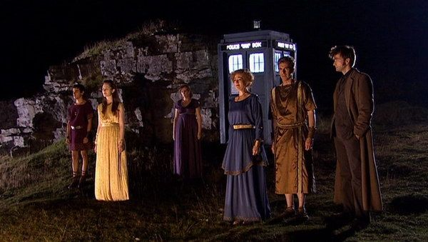 Fires of Pompeii doctor who  So this episode has the future Amelia Pond and the twelfth? Wow.