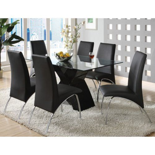 Find it at the Foundary - Troy 7 Piece Contemporary Dining Set  http://www.thefoundary.com/invite/albacarrico
