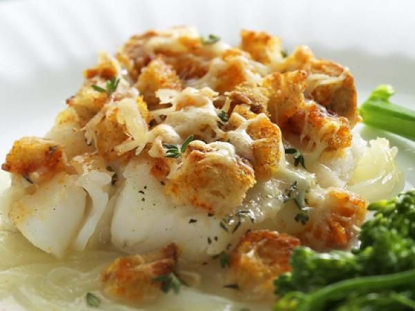 Food Network Baked Cod Fish
