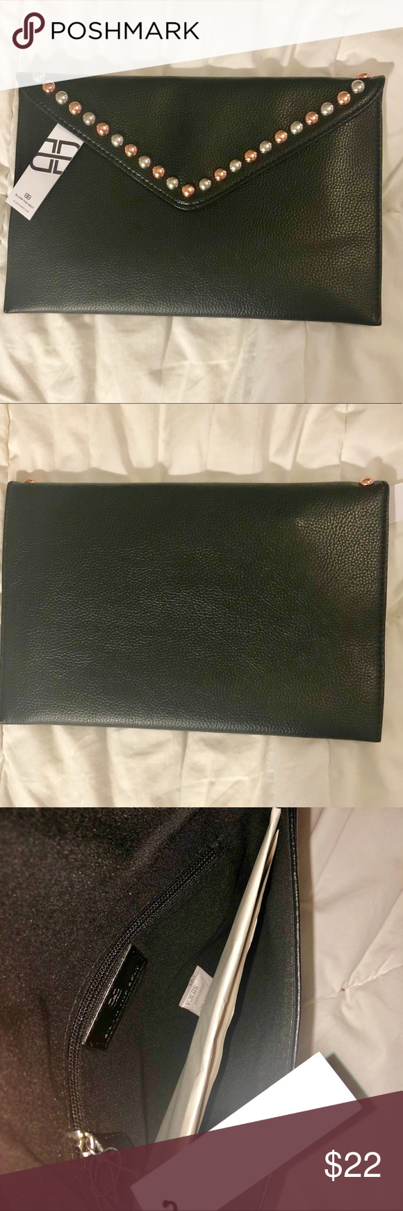 Nwt Below The Belt Clutch From Fabfitfun Subscription Box Never Used Bags