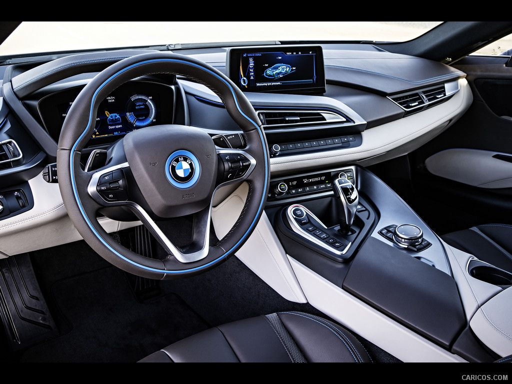 BMW I Coupe Interior X Of Cars - 2015 bmw i8 msrp