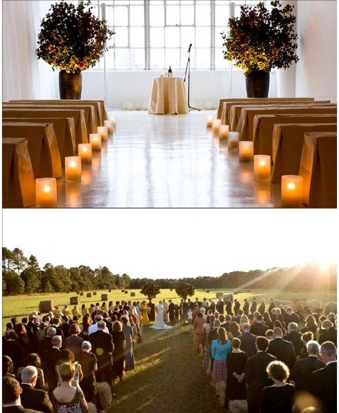 Simple Ceremony Ideas but nice Wedding Ceremony Ideas