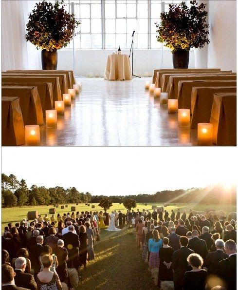 Simple Ceremony Ideas but nice Wedding Ceremony Ideas