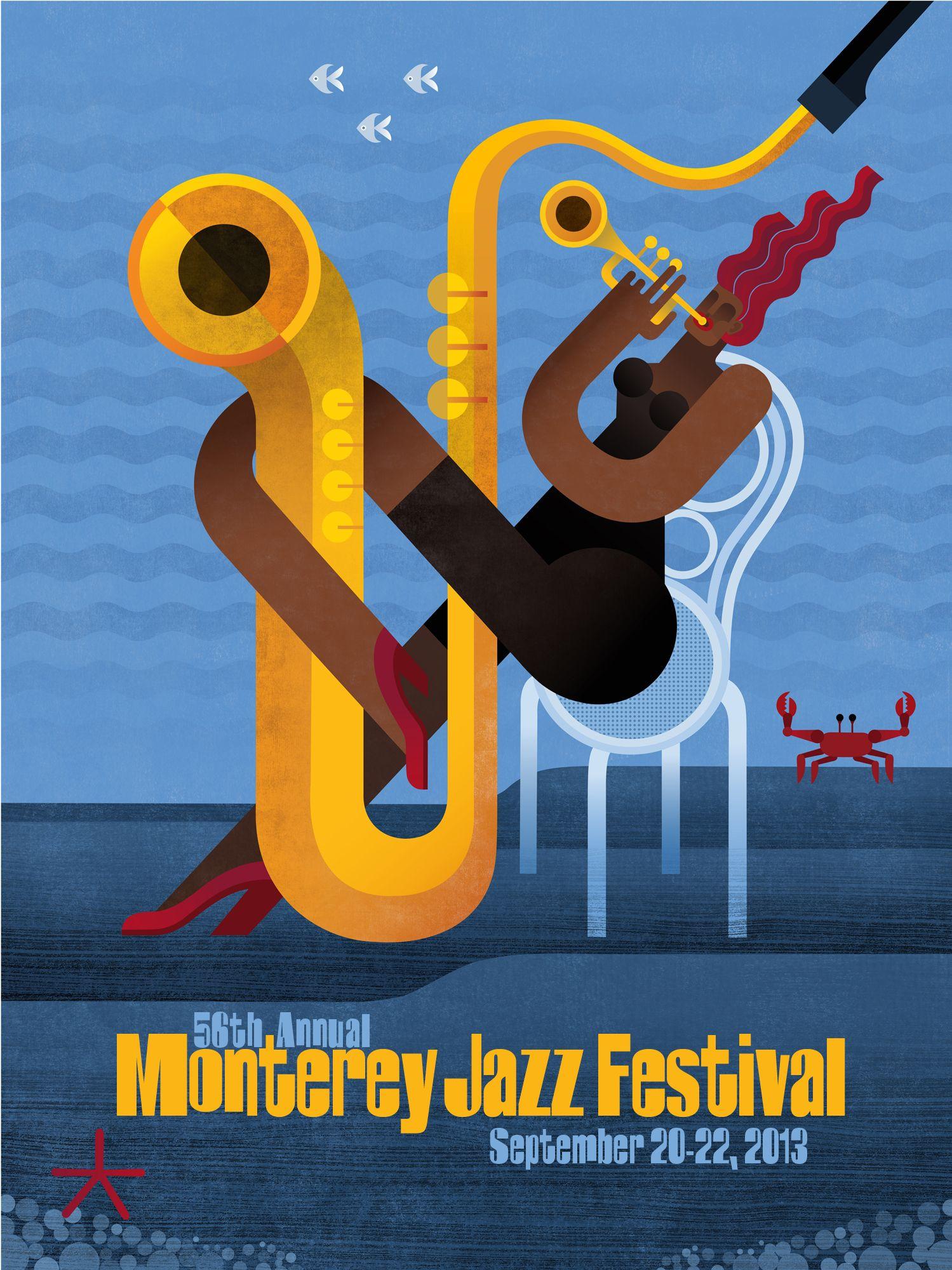 Jazz Festival Poster Jazz Posters Muzyka I Plakat