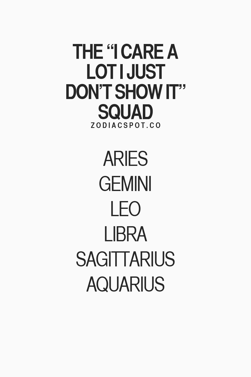 These 3 zodiac signs will most likely get you mad