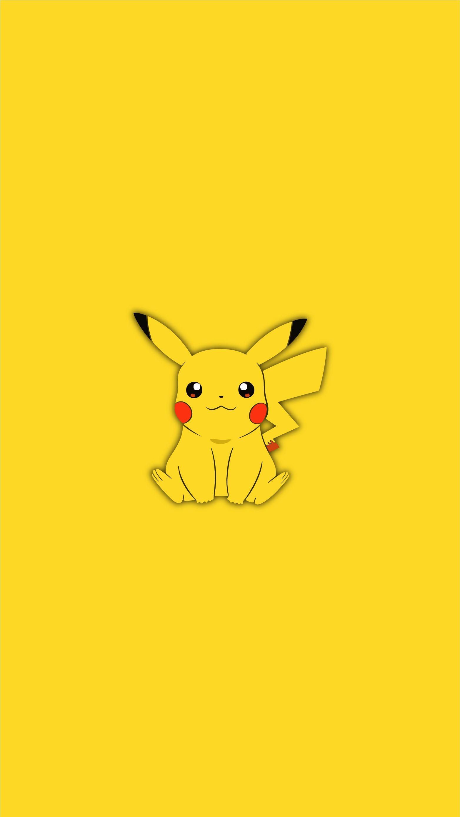 Minimal Pikachu Pikachu wallpaper, Pikachu, Pikachu