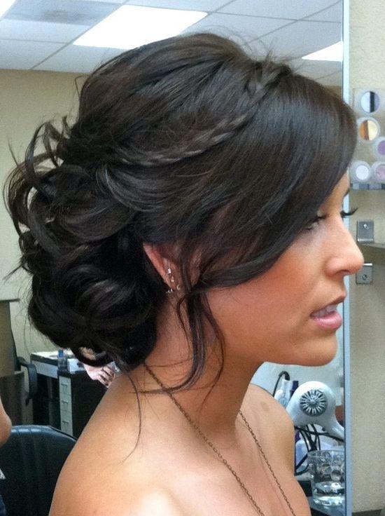 Gece Topuzu Sa Modelleri 2 Hair Pinterest Prom Hair Hair
